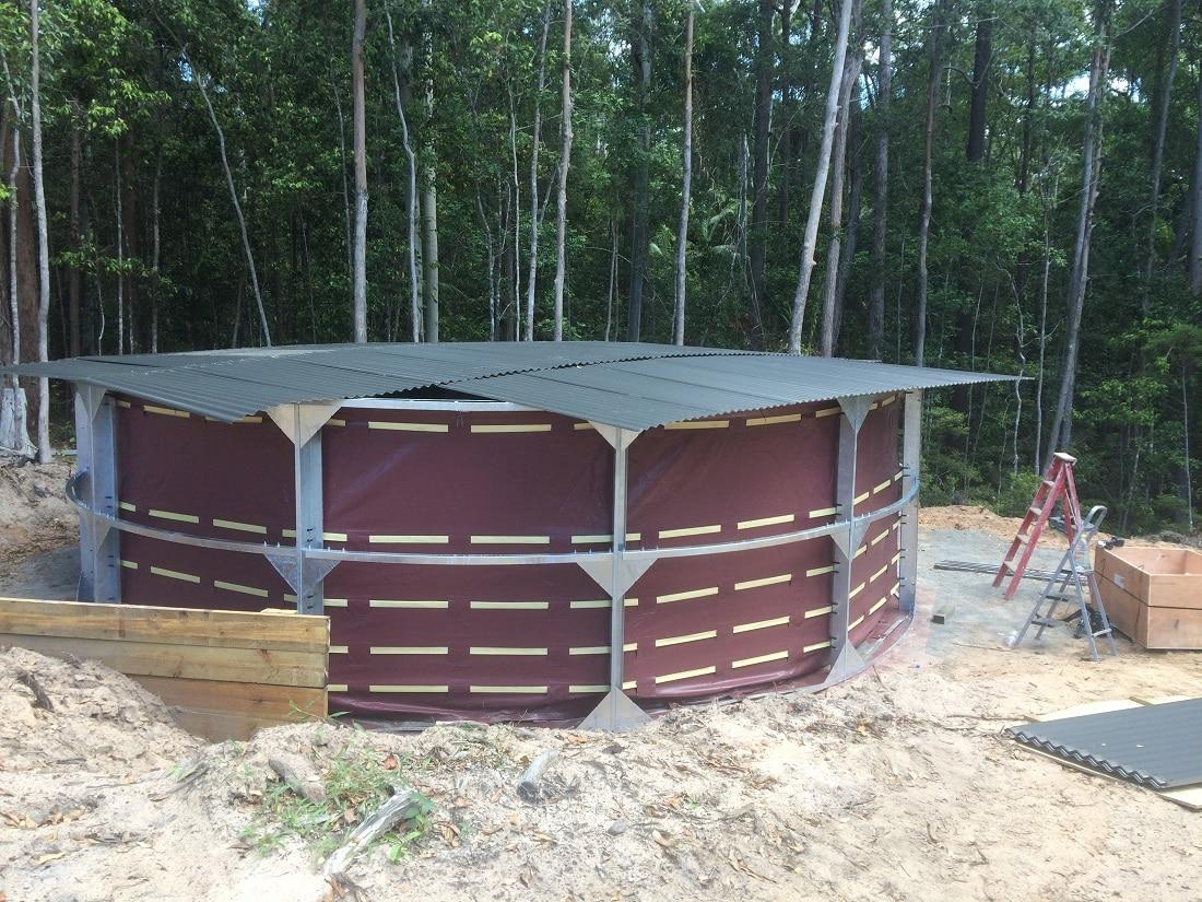 Polyweld Water Tanks Rural