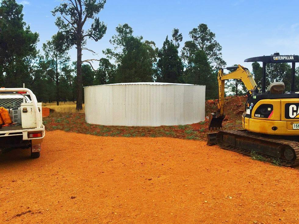 Polyweld Tanks Water Rural